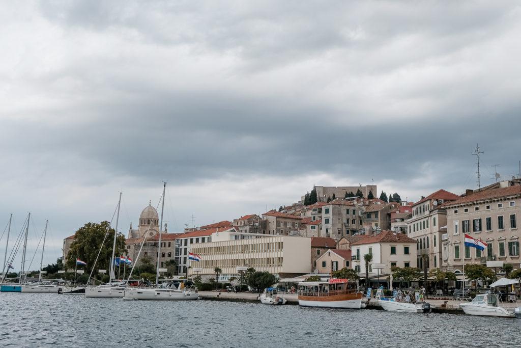 Altstadt mit Katedrala sv. Jakov und St. Michaels Festung
